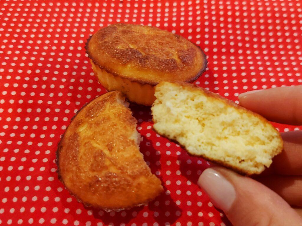 Солени мъфини без брашно